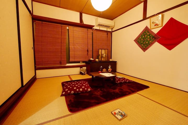 100years old Machiya near KIX roomB