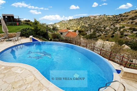 4 Bedroom Family Villa in Kamares - Paphos - Villa