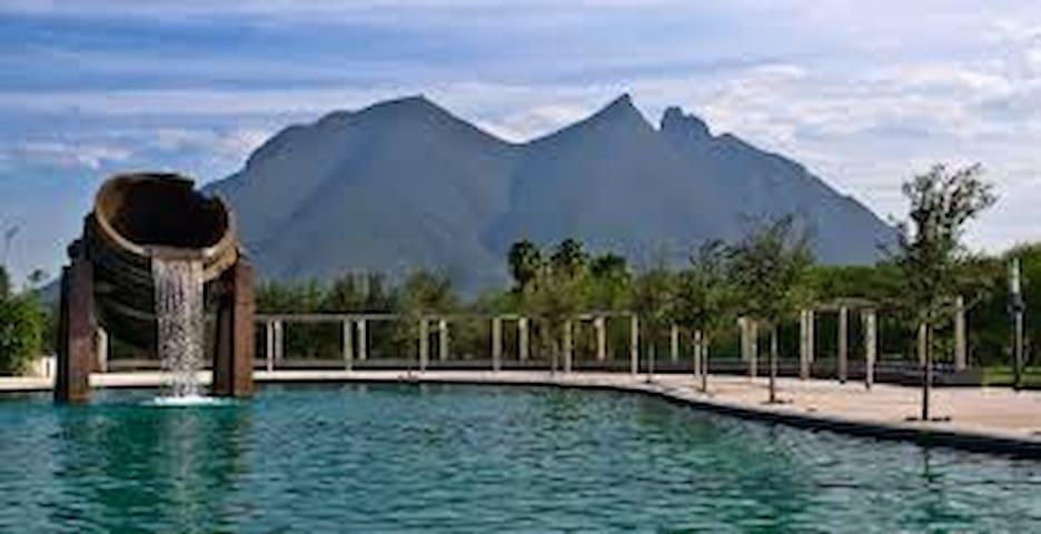 Monterrey, corazón del mundo!