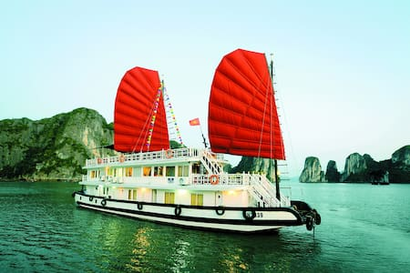 Low Cost Halong Cruise 2D1N - tp. Hạ Long - Boat