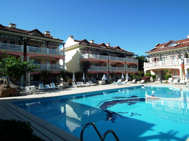 Fethiye, Mugla, Calis, Summer Site Apartment