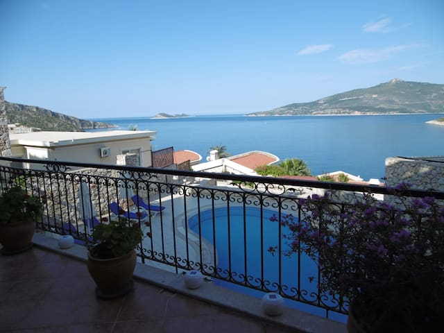OLYMPOS2 STUNNING LOCATION AND VIEW - Kalkan Belediyesi - Apartment