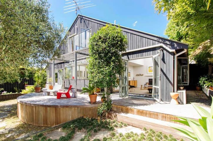 Cozy & modern zen oasis 6km to city & to beaches - Auckland - Haus