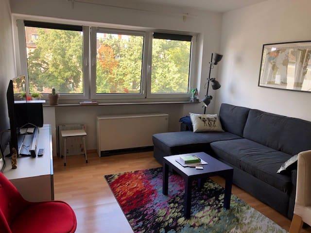 Gemütliche Wohnung im Herzen von Köln-Ehrenfeld