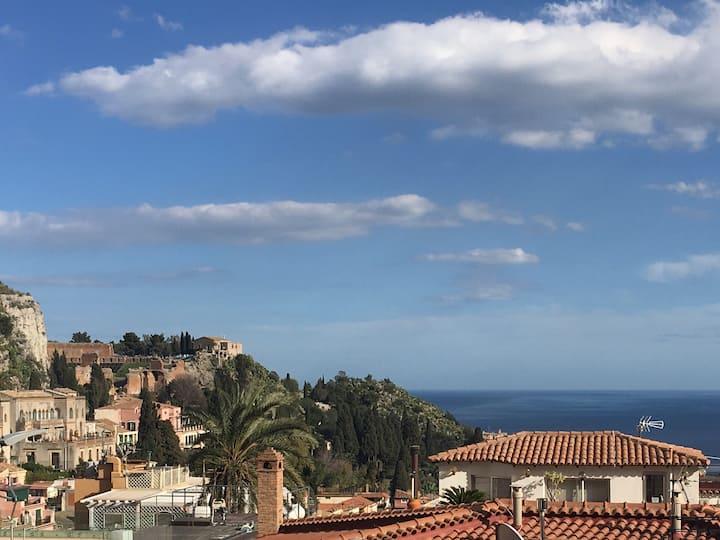 Piccolo Hotel nel Cuore di Taormina.