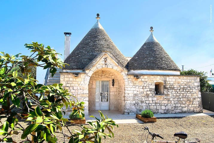 Trullo dell' Alloro Relax e spa