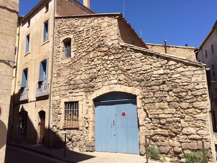 Maison de Maître in historic town centre