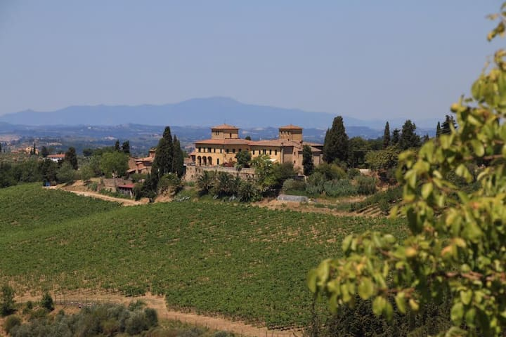 Relaxing on a wine estate! Apartment Fienile 2