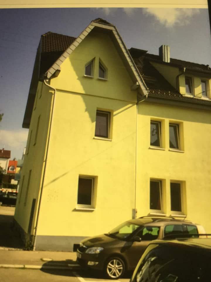 Schnuckelige Dachgeschosswohnung