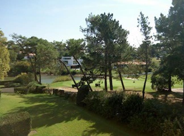 Superbe appartement en plein golf de Chiberta