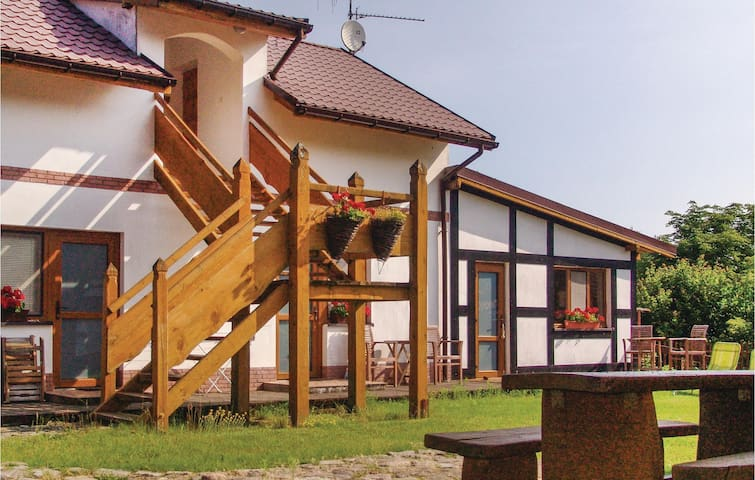 Holiday apartment with 1 bedroom on 33 m² in Ustka
