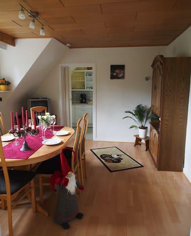Ruhrtal-Studio Apartment