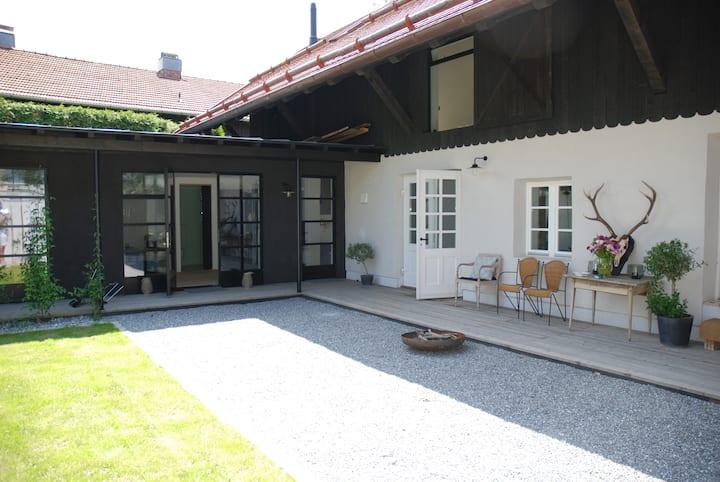 WASCHHAUS Grassau - Offsite Meeting Location