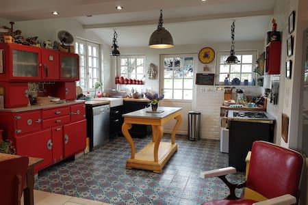 Maison a la campagne vintage proche futuroscope