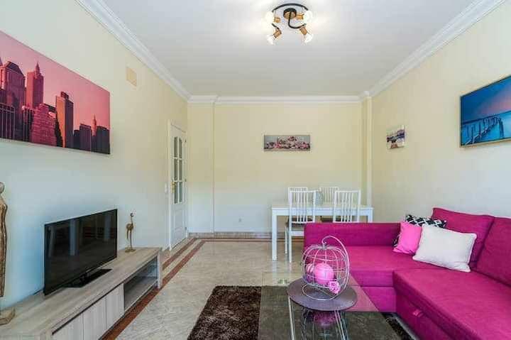 Hermoso apartamento ubicado en el centro de Vilamoura