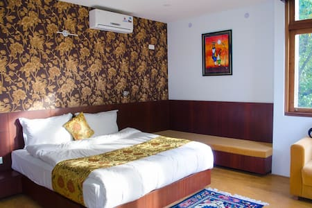 The Golden Crest Gangtok - Entire Floor