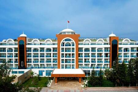 MAYA WORLD HOTEL STANDART ROOM-ALL INCLUSIVE