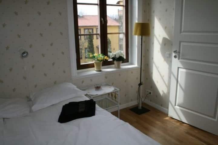 Lägenheter med eget kök och toalett i Gävle