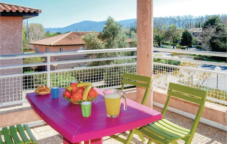 Holiday apartment with 2 bedrooms on 46m² in St. Cyprien
