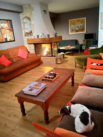 Belle chambre, appartement aux portes de Genève