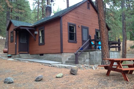 Charming Cabin By the Feather River - Blairsden-Graeagle - Cabin