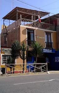 06-Casa a 50 metros de la playa - Huanchaco - House