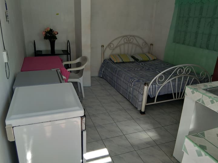 Studio-Type Apartment with Aircon and FREE WIFI
