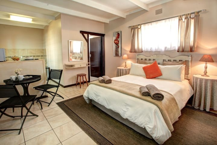 Comfortable spacious homely chalets