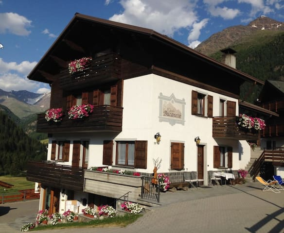 MOUNTAIN HOLIDAY 4 SAISON CHALET BUCANEVE VALFURVA - Santa Caterina - Cottage