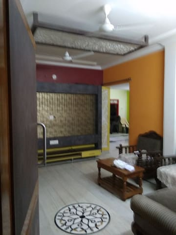 3BHK apartment at Padmarao Nagar, near Walker Town