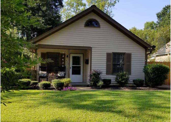 Peaceful Atlanta Grant Park Home
