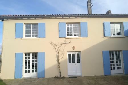 Maison spacieuse à proximité de Cognac