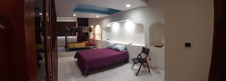 Habitaciones cómodas,  Tabasco 2000 (1) Facturamos