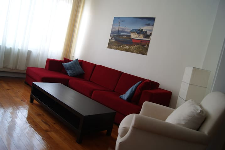 Central & Spacious Flat in Besiktas