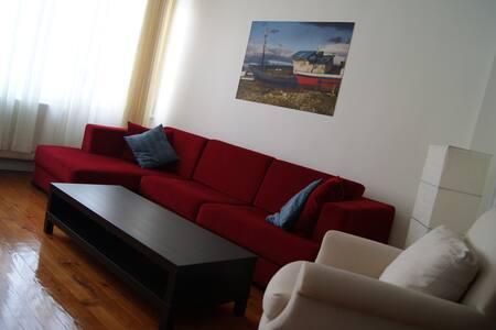 Central & Spacious Flat in Besiktas