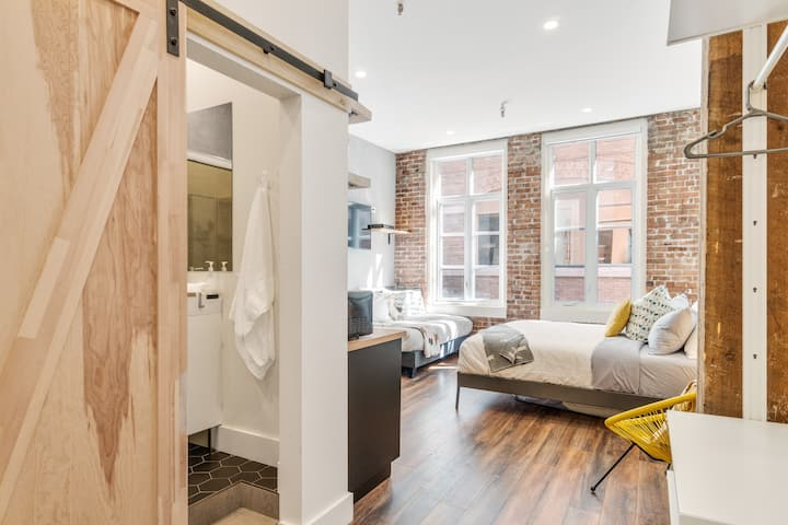Le Loft du Lama - Downtown Qc city