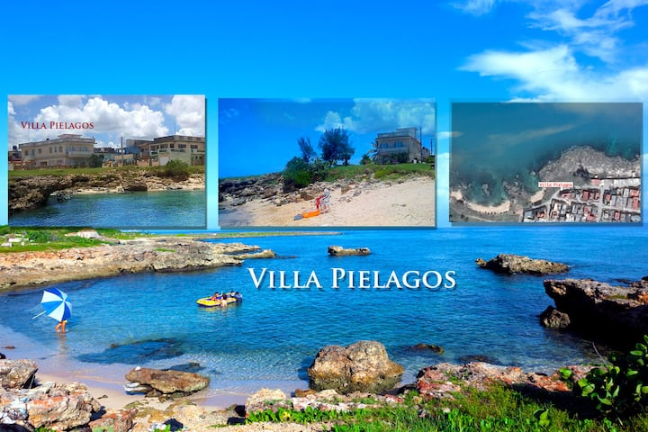 FRONT OF THE BEACH: V. Piélagos. Boca. Varadero