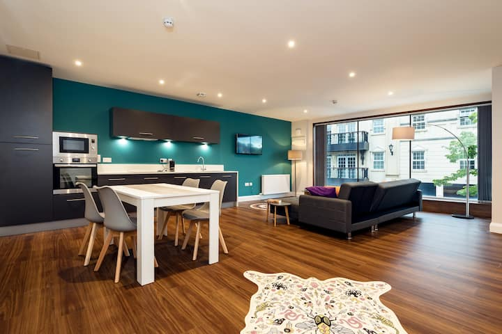 Godfrey Mews Luxury Apartment 1 in Newry City