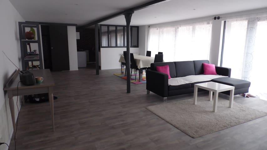 Gîte en Alsace de 2 à 6 personnes - Jetterswiller - Дом