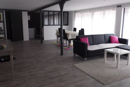 Gîte en Alsace de 2 à 6 personnes - Jetterswiller - Casa