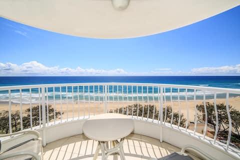 Olympus beachfront deluxe one bedroom apartments