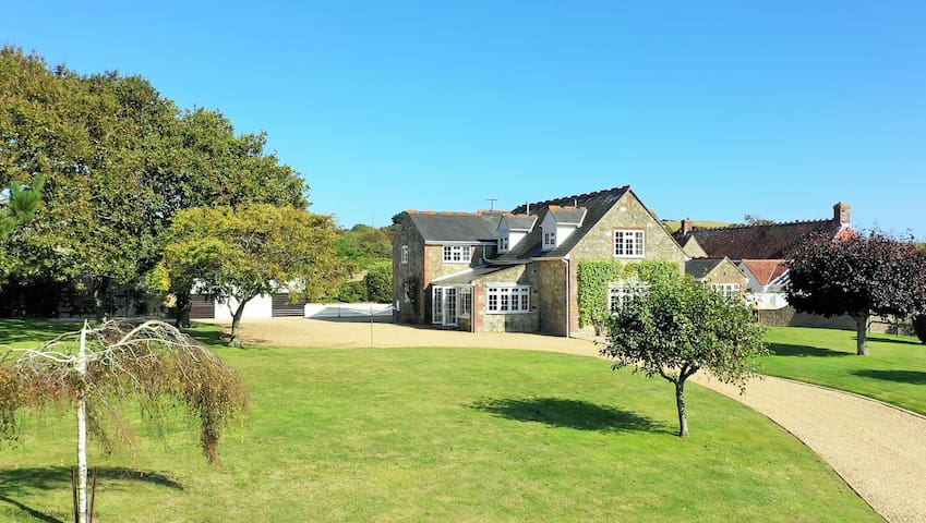 Rookley Farm Lodge