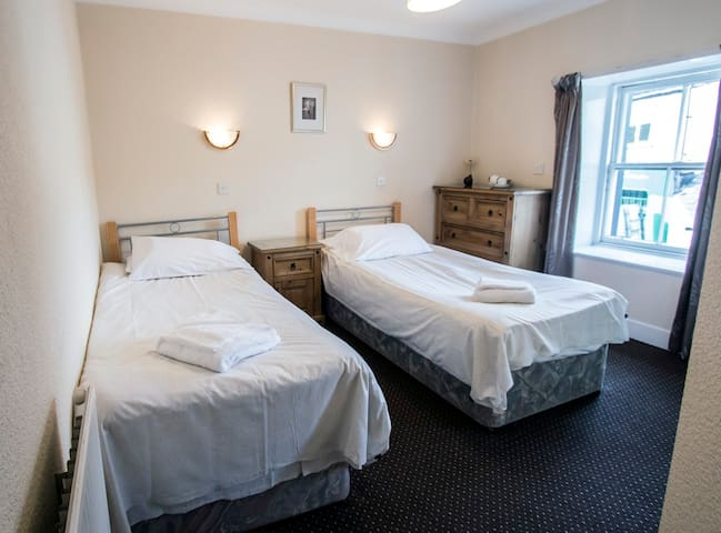 Twin Room Ensuite  at Craigdarroch Arms Hotel