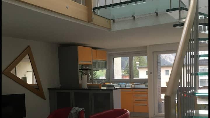 Fantastische Wohnung im Zentrum, sehr nahe Thermen