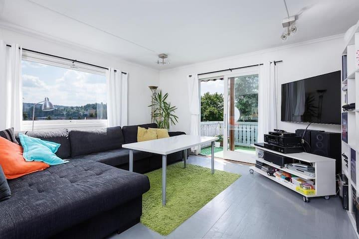 Nice Room at Teisen - ออสโล - ที่พักพร้อมอาหารเช้า