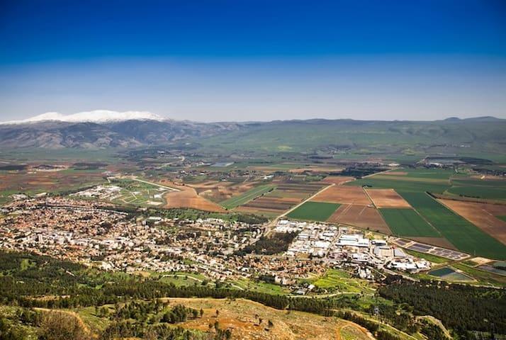 Savyon apartment north israel