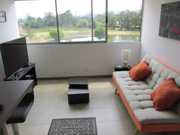 Apartamento campestre cv cerca al aeropuerto