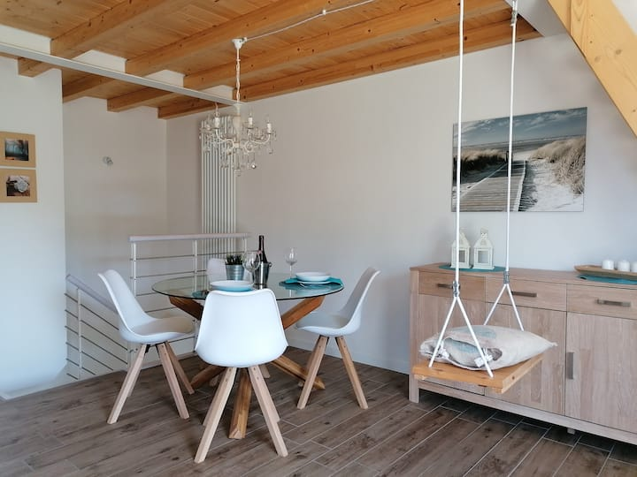 Cozy & Lovely Loft in Salo - Lake Garda