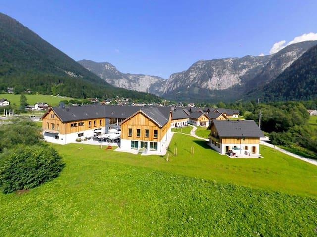 4-Raum-Ferienhaus Wolfgangsee in Obertraun