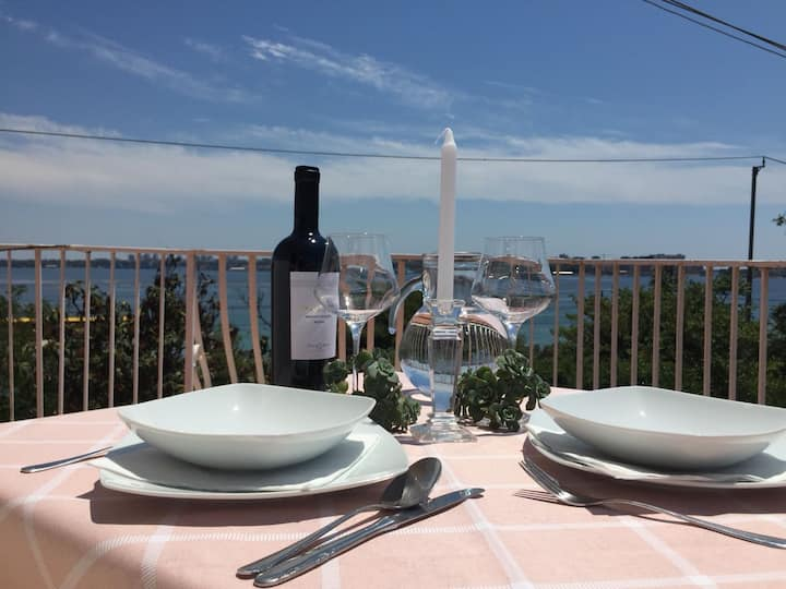 Villetta con vista sul mar Piccolo